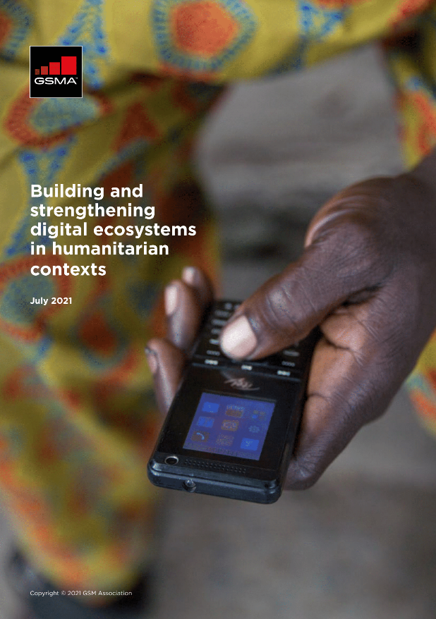 Building and strengthening digital ecosystems in humanitarian contexts image