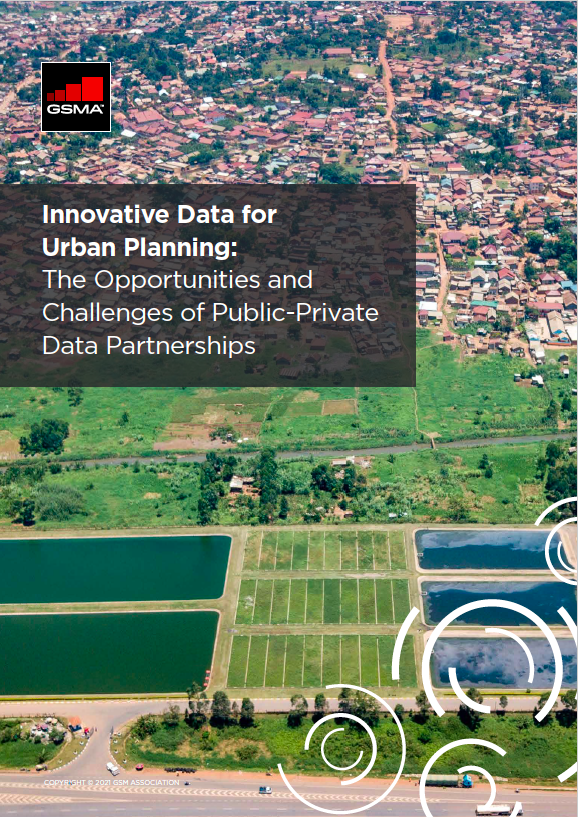Innovative Data for Urban Planning: The Opportunities and Challenges of Public-Private Data Partnerships image