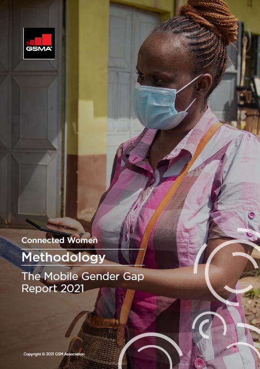 Mobile Gender Gap Report 2021: Methodology image