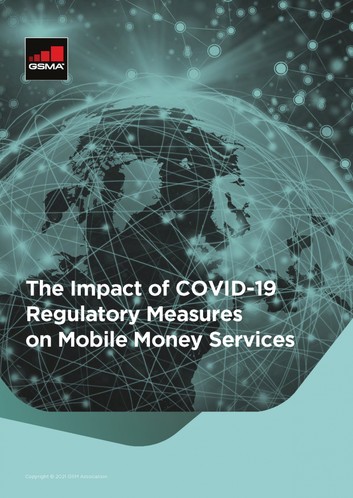 The Impact of COVID-19 Regulatory Measures on Mobile Money Services image