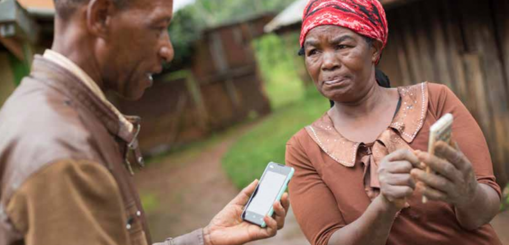 Mobile money enabled cash aid delivery: Mobile operator course image
