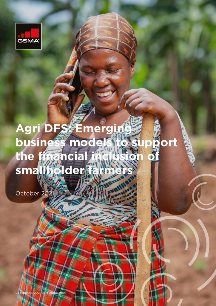 Agri DFS: Emerging business models to support the financial inclusion of smallholder farmers image