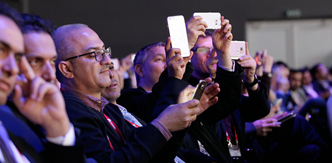 GSMA Announces First Keynote Speakers for Mobile World Congress 2017