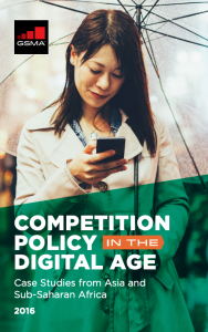 Competition Policy in the Digital Age: Case Studies from Asia and Sub-Saharan Africa image