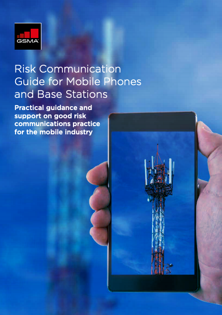 Risk Communication Guide for Mobile Phones and Base Stations image