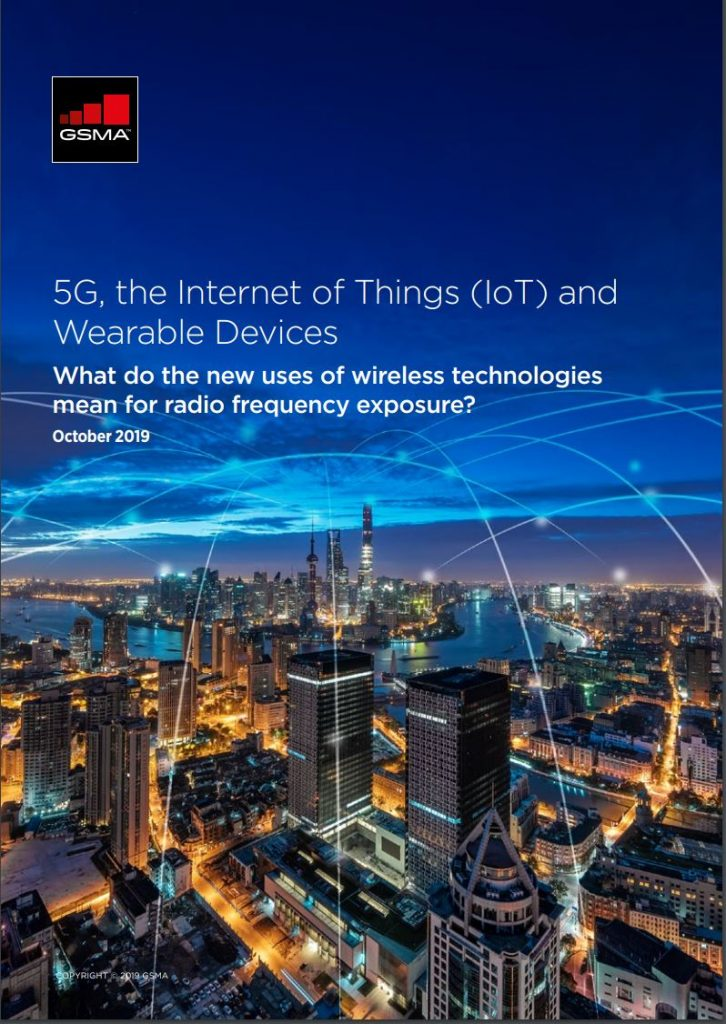 5G, the IoT and Wearable Devices: What do the new uses of wireless technologies mean for radio frequency exposure? image