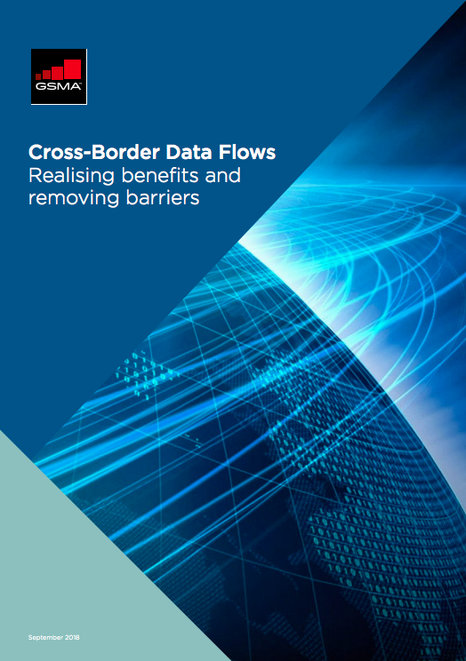 Cross-Border Data Flows: Realising benefits and removing barriers image