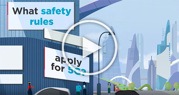 Safety of 5G Networks Video