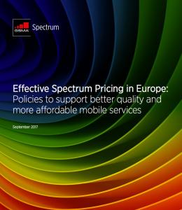Lessons from European spectrum pricing image