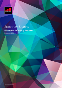 Spectrum sharing needs careful planning to get right image