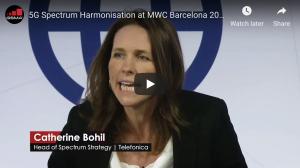 5G Spectrum Harmonisation at MWC Barcelona 2019