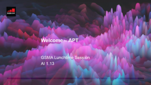 CPM19-2: APT lunchtime seminar on mmWave spectrum for 5G image