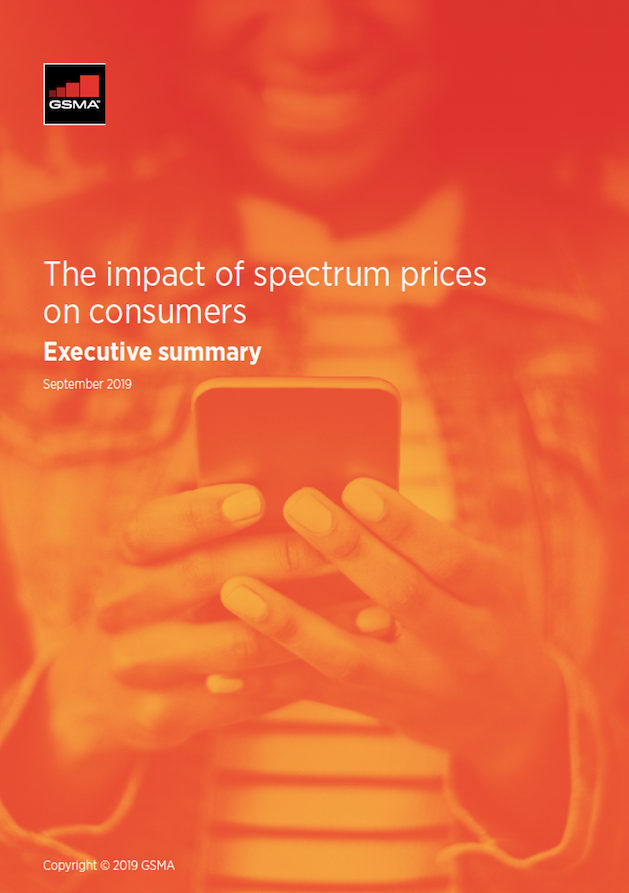 Effective spectrum pricing helps boost mobile services image