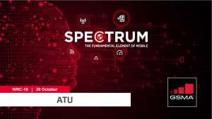 WRC-19: ATU lunchtime seminar on mmWave spectrum for 5G image