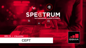 WRC-19: CEPT lunchtime seminar on mmWave spectrum for 5G image