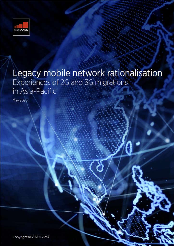 Network rationalisation – lessons from 2G and 3G migrations image