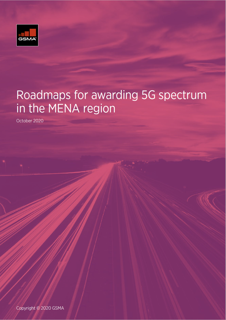MENA 5G spectrum – setting out the roadmap image