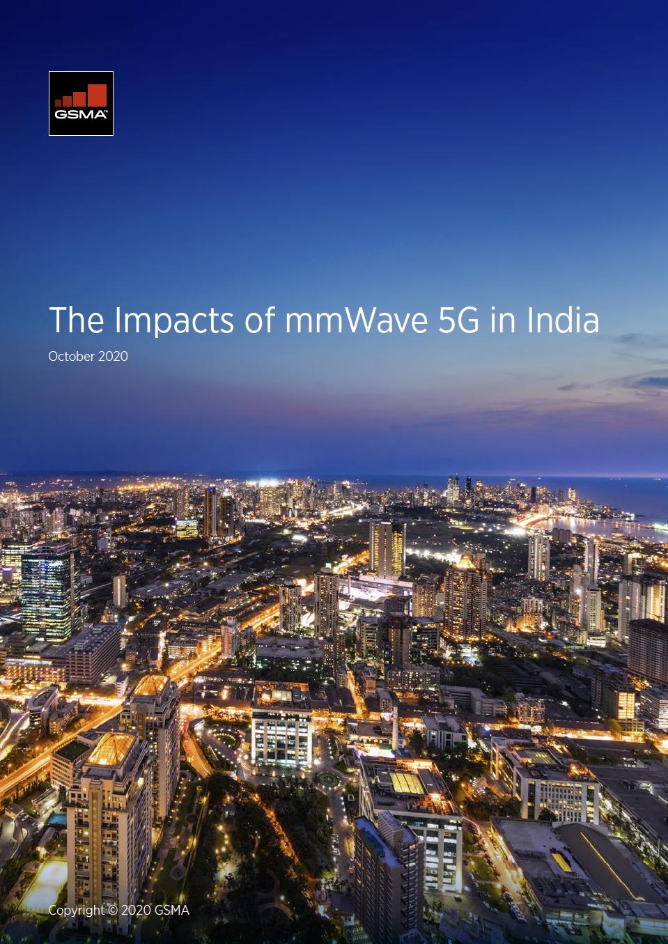 mmWave 5G in India – a digital cornerstone image