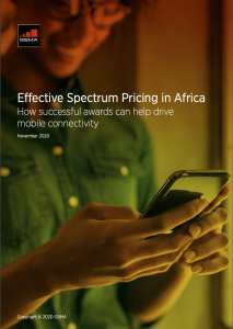 Spectrum pricing and licensing in Africa –  driving mobile broadband image