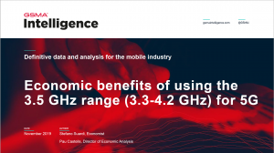 The 3.5 GHz range in the 5G era image