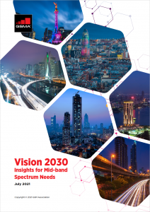 5G Mid-Band Spectrum Needs – Vision 2030 image