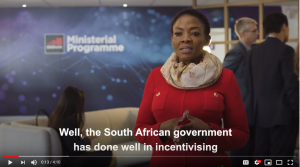 GSMA interview with Pinky Kekana, Deputy Minister of Communications, South Africa