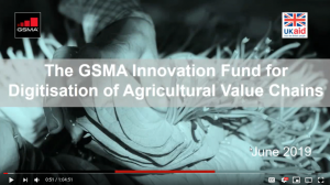 AgriTech Webinar: Innovation Fund for Digitisation of Agricultural Value Chains