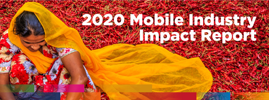 Mobile Industry SDG Impact Report
