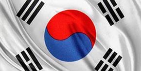 Korean flag 290 x 147
