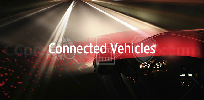 Connected Vehicle header