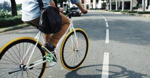 to aid the safety and design of urban cycling routes