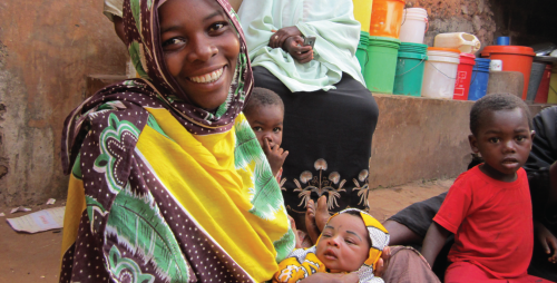 Treating Malnutrition in Zanzibar: Empowering Health workers with an mHealth solution