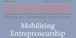 "Join us for MIT's ""Mobilizing Entrepreneurship"" Launch and Networking Event"