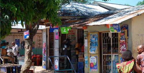 In Tanzania, an aggregator connects mobile money deployments