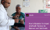 Webinar: How to maximise the impact of mHealth services for maternal and child health