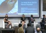 Can mobile money work for merchant payments -- 9th MMU Working Group