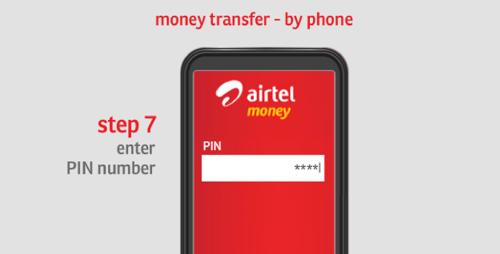 Airtel Uganda Targets Forgotten PINs
