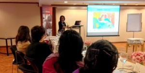 GSMA mWomen Working Group meeting Manila: Where do we go next?