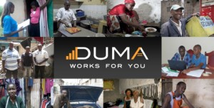 Find Work Through Your Friends - How DumaWorks.com does Mobile for Jobs in Kenya