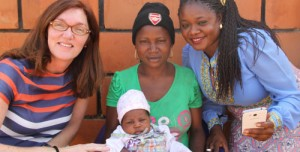 Baby Blessed and the mHealth Community of Practice in Nigeria