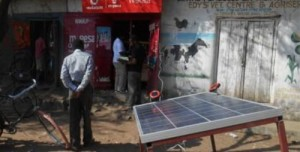 Solar transforms Tanzanian village