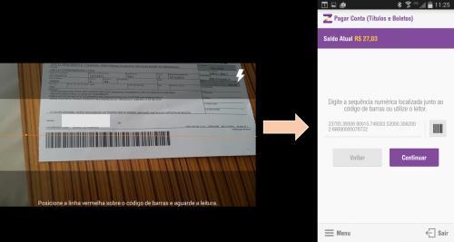 ZUUM barcode payment