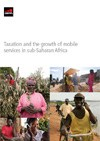 Taxation and the Growth of Mobile Services in Sub-Saharan Africa
