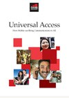 Universal Access - How Mobile Can Bring Communications to All