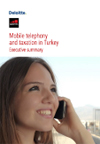 Mobile telephony and taxation in Turkey