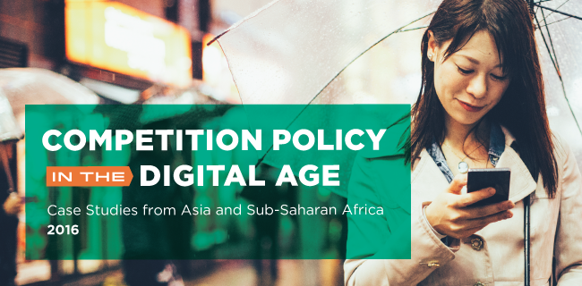 Competition Policy Case Studies: Asia and Sub-Saharan Africa