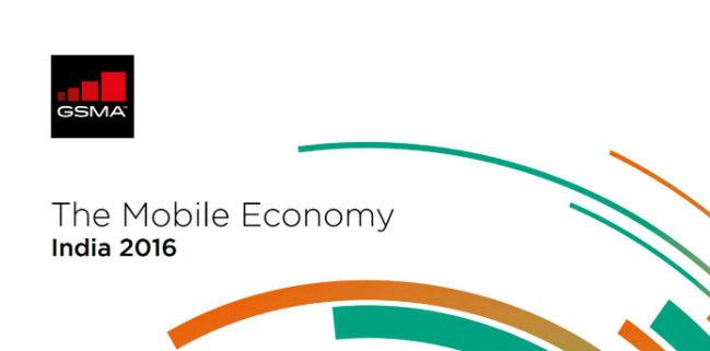 The Mobile Economy India 2016
